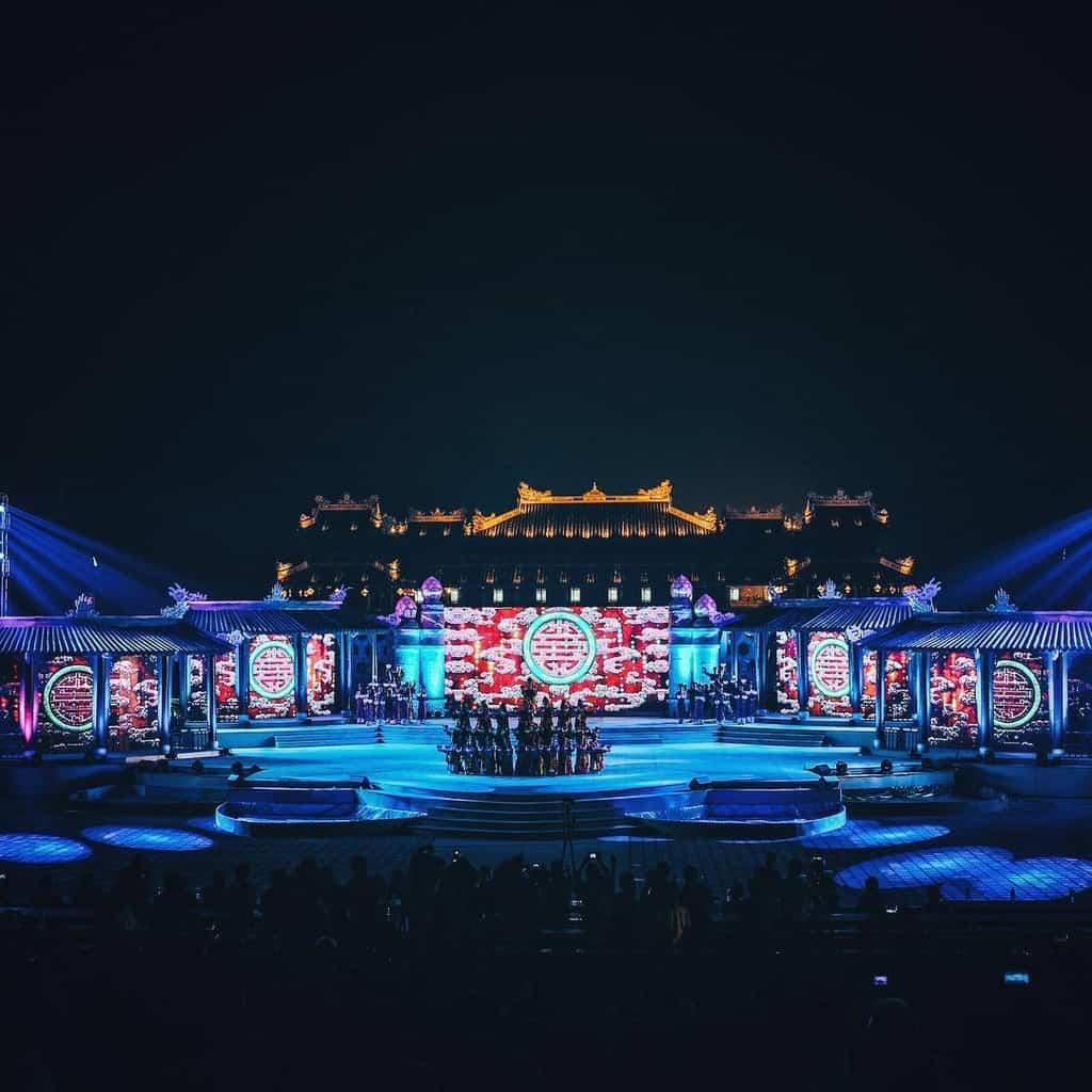 Festival Huế là sự kiện du lịch lớn nhất của thành phố