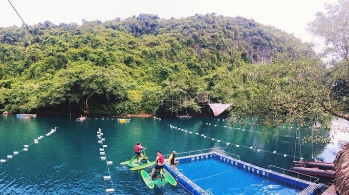 điểm du lịch Sông Chày - Hang Tối