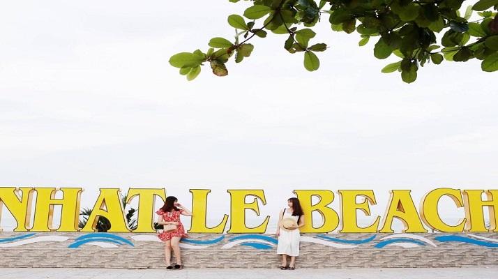 Biển Nhật Lệ top 10 bãi biển đẹp nhất Việt Nam